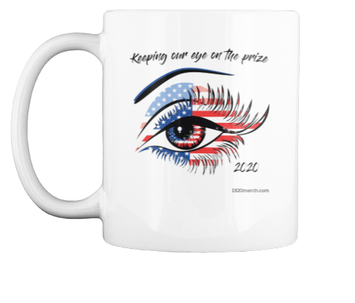 Keeping Our Eyes on 2020 Coffee Mug