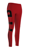 Image of FFD vertical logo leggings.