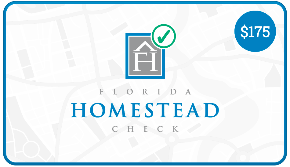Homestead Check Gift Card