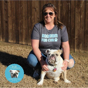DogMom Fur Eva Dog Mom Shirt - Stella's Shabby Boutique