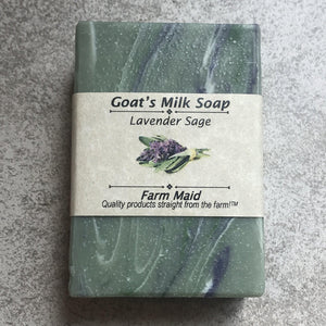 Goat's Milk Soap - Stella's Shabby Boutique