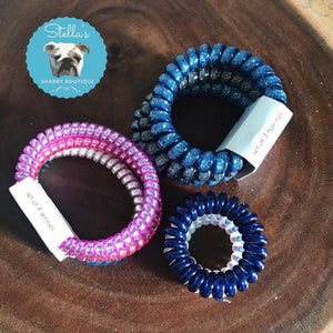 Hotline Hair Ties - Stella's Shabby Boutique