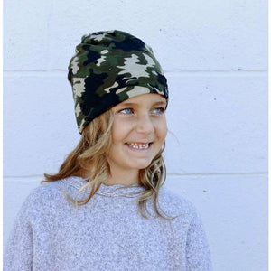 Children's Size Multi Functional Beanie