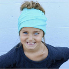 Load image into Gallery viewer, Children's Size Multi Functional Beanie