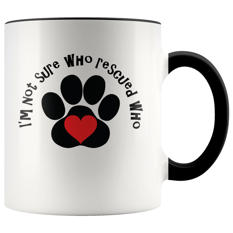 Rescue Coffee Mug-Stella's Shabby Boutique