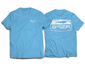 Logo T Shirt | Carolina Blue