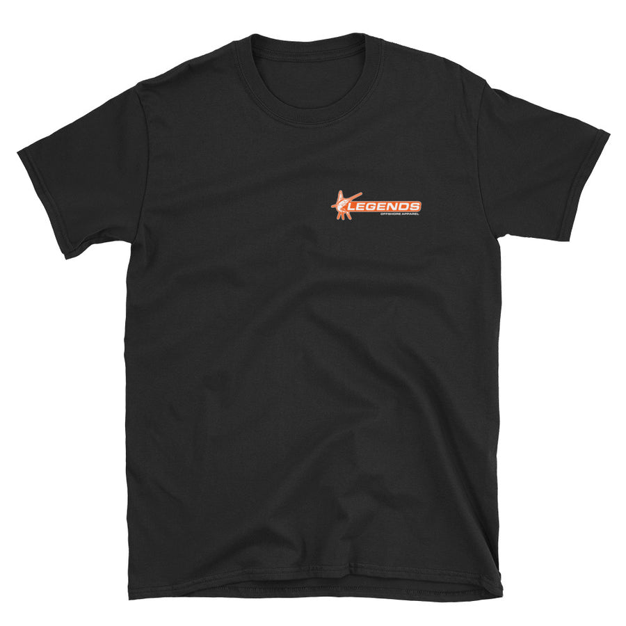 Ironworkers Local 760 Orange and Mint T