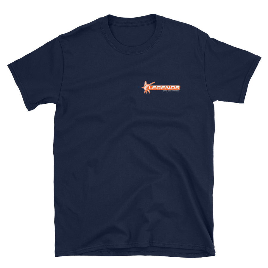 Ironworkers SoCal Local Orange and Mint T
