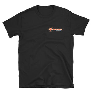 Ironworkers 714 Orange and Mint T