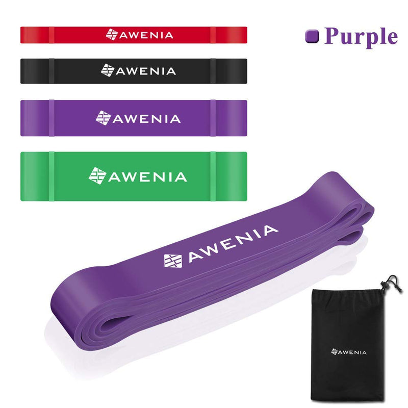 Pull Up Assist Band (Set of 4) - Awenia