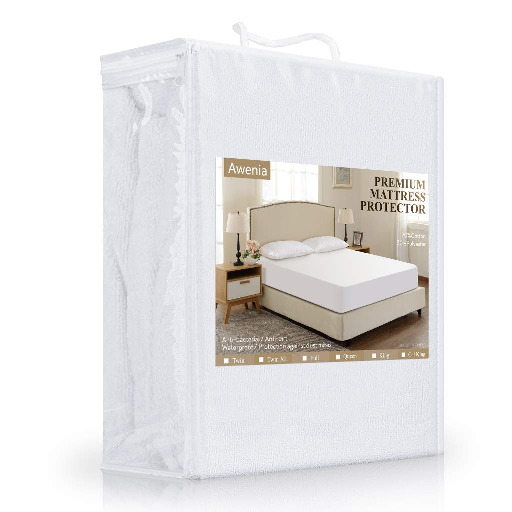 Waterproof Mattress Protector - Awenia