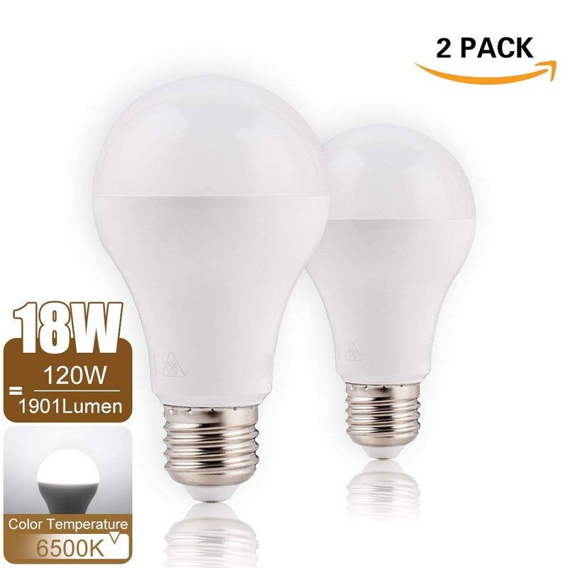 6500K Cool White LED Light Bulb - Awenia