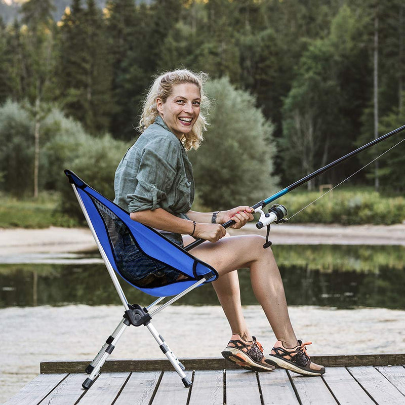 Folding Portable Camping Chair - Awenia