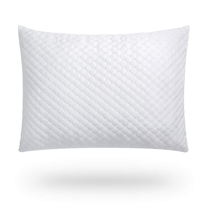 Shredded Memory Foam Pillow, Queen Size