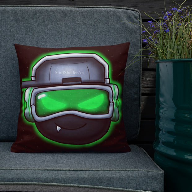 Green Soul Premium Pillow