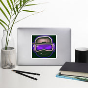 SoulShaderArt Sticker Purple