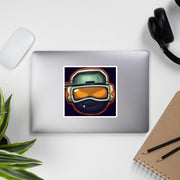 SoulShaderArt Sticker Orange