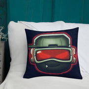 Red Soul Premium Pillow