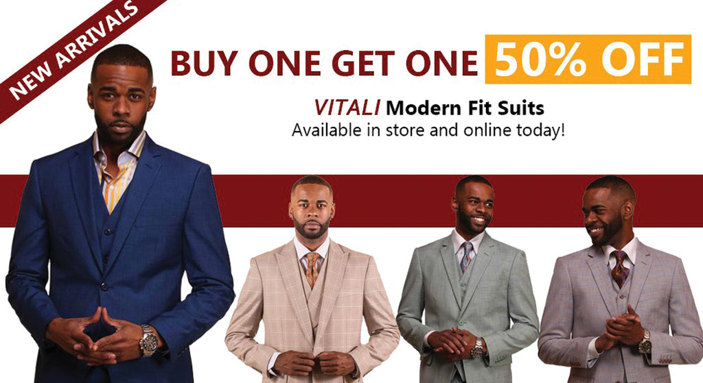 D&K Suit City - Prices tailored to fit your wallet