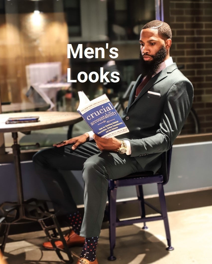 Men's Look Book