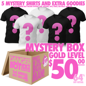 Gold Level Mystery Box