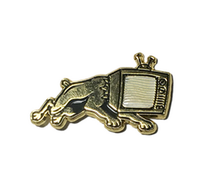 War Dog Enamel Pin