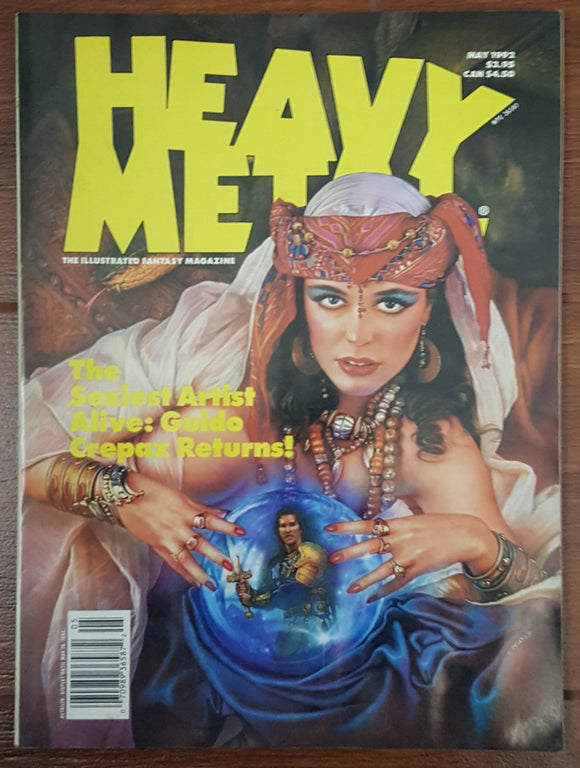 Heavy Metal, May 1992