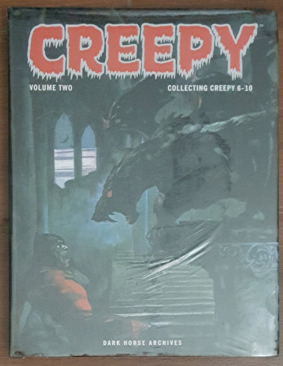 Creepy Archives Vol 2 - Out of Print (Shrink-wrapped - Frank Frazetta)