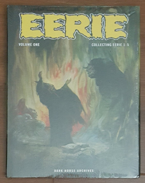 Eerie Archives Vol 1 - Out of Print (Shrink-wrapped - Frank Frazetta)