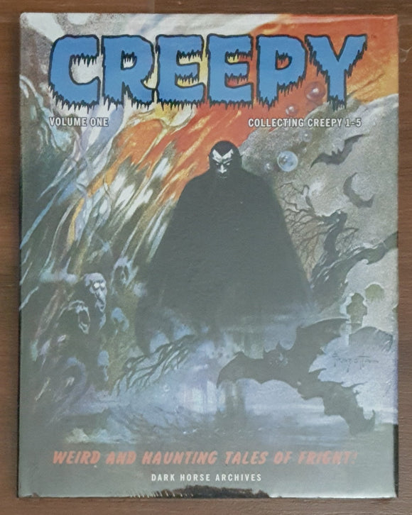 Creepy Archives Vol 1 - Out of Print (Shrink-wrapped - Frank Frazetta)