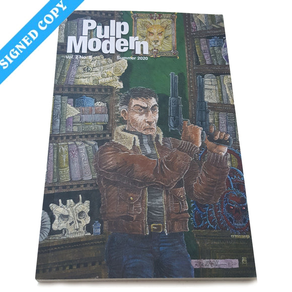 Pulp Modern Vol 2 #5, Summer 2020 - Signed