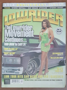 Lowrider, December 2002 - Damaged Copy