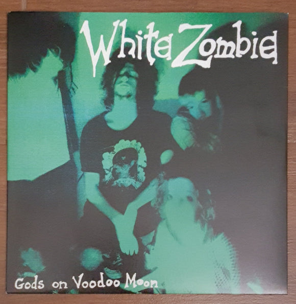 White Zombie - Gods on Voodoo Moon EP - Record Store Day 2017 - Out of Print