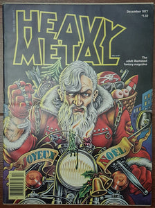 Heavy Metal, December 1977 - Out of Print
