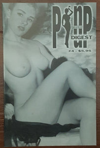 Pinup Digest #4, 1999 (Draculina Publishing)