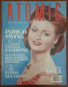 Atomic #1, Spring 1999 (Premier Issue)