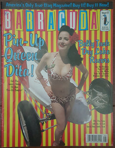 Barracuda #8, 2000 - Out of Print (Dita Von Teese)