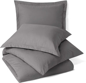 DUVET Slip Cover - CHARCOAL