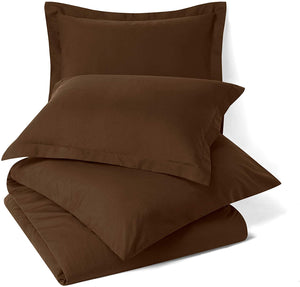 DUVET Slip Cover - CHOCOLATE