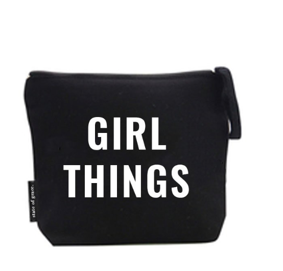State of grace- Girl Things Bag