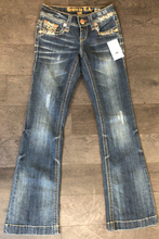 Grace Big Stitch Jeans