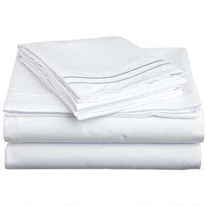 Bedsheet Set- White