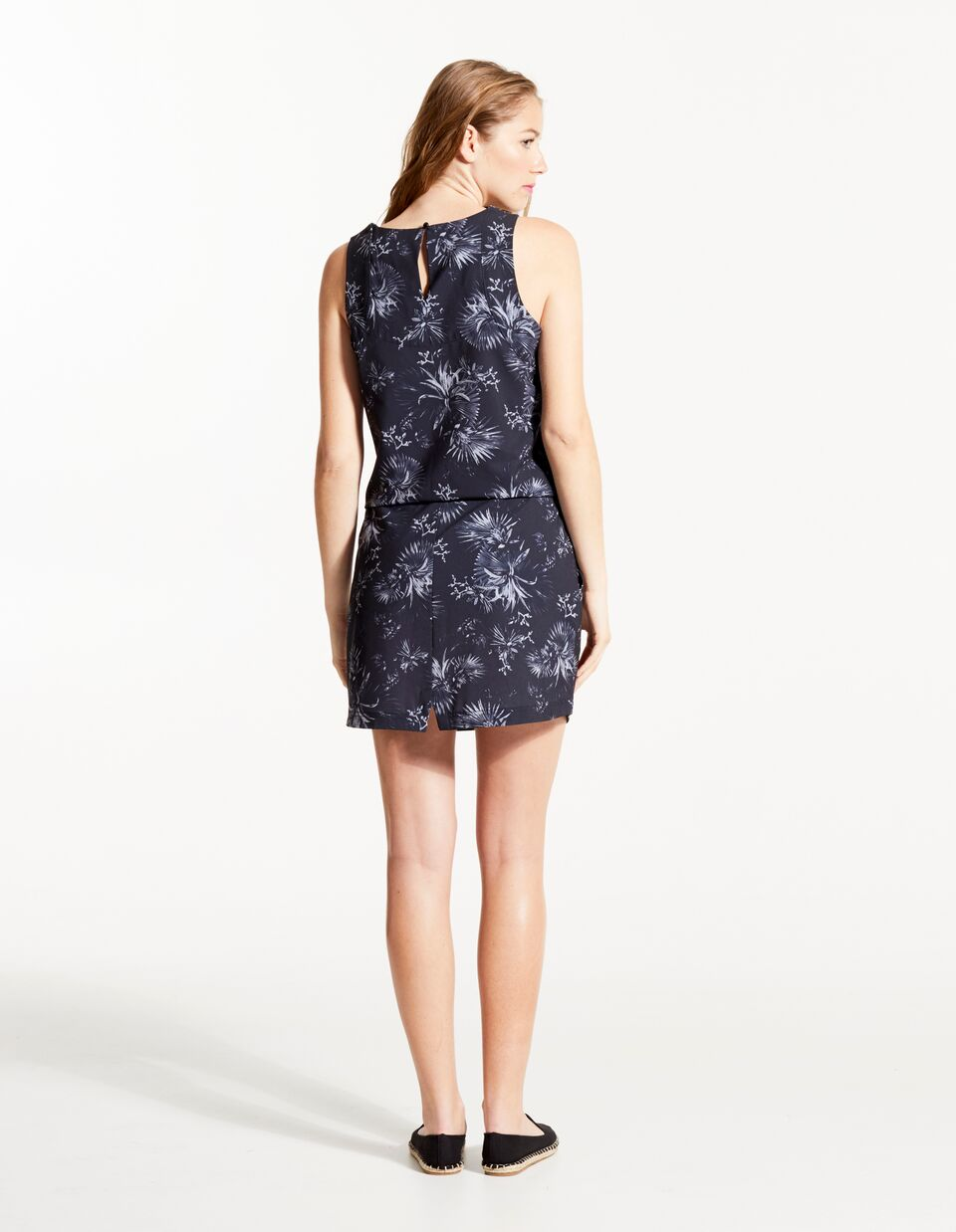 Fig Jul Dress Printed