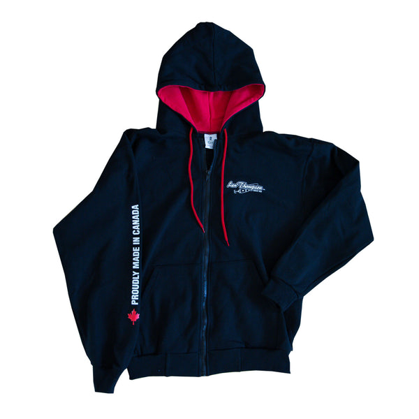 Len Thompson - Made in Canada Zipper Hoodie