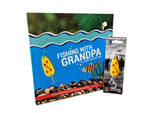 "Fishing with Grandpa - Children's Book + ""Lenny"" Five of Diamonds™ Lure"