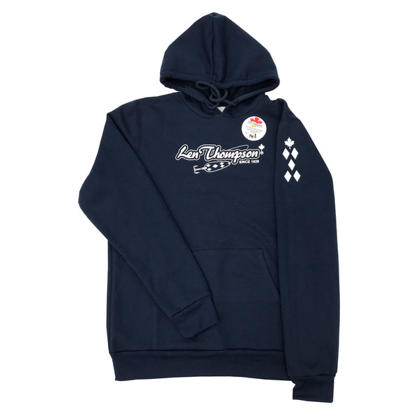 Canadian Made - Len Thompson Hoodie