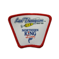Len Thompson & Northern King Sew-on-Patch