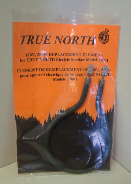 True North Smoker Parts - Replacement Element 250W 120V