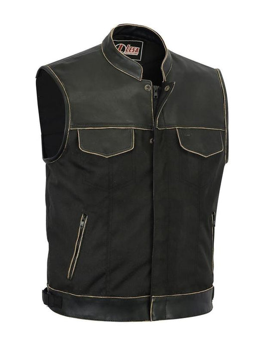 7 Reasons Why A Stylish Leather Waistcoat Is An Investment For Your Closet
