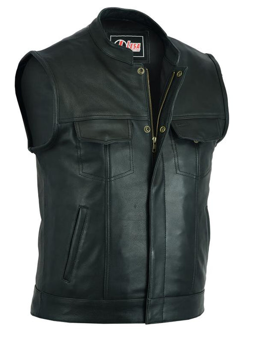 Leather Jackets: A Classic Up Close And Personal Garment In Our Closet